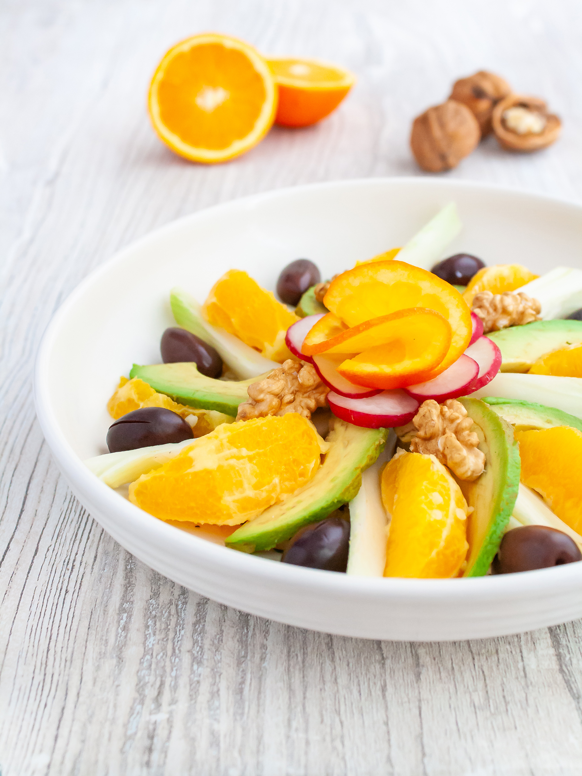 Sicilian Orange Salad with Fennel Avocado and Quinoa Preview