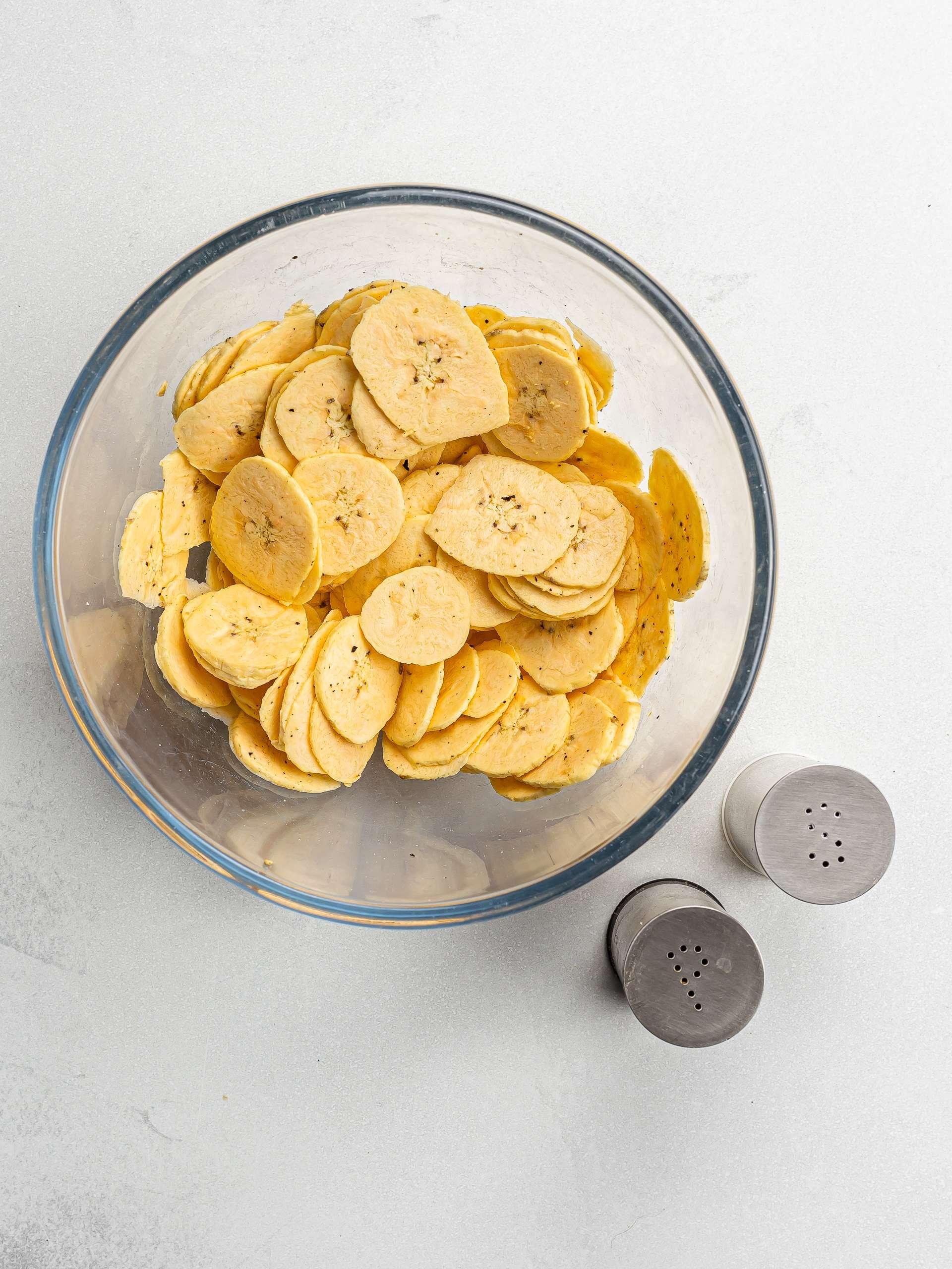 seasoned plantain chips
