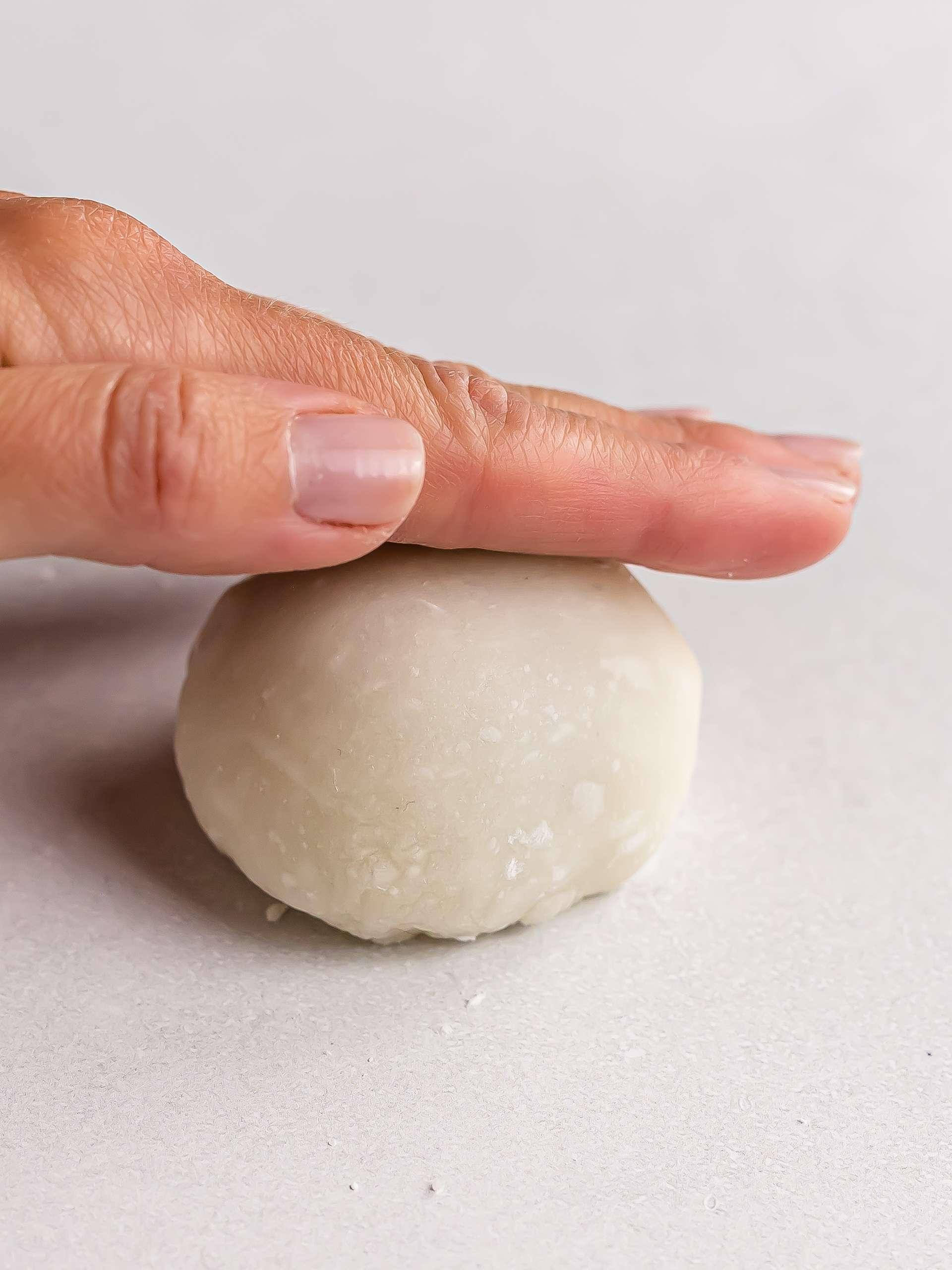 shaped mochi