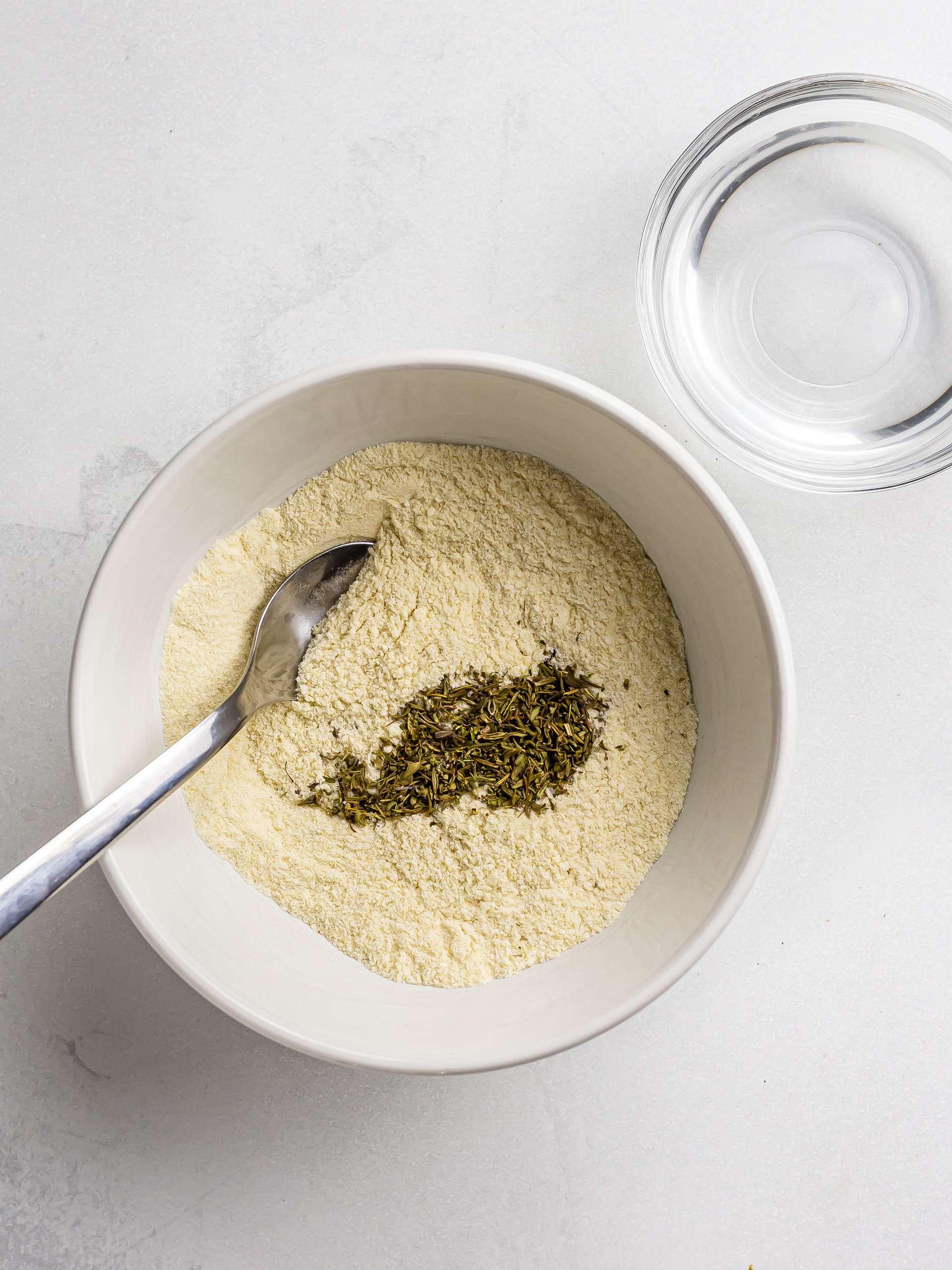 jamaican cornmeal dumpling ingredients