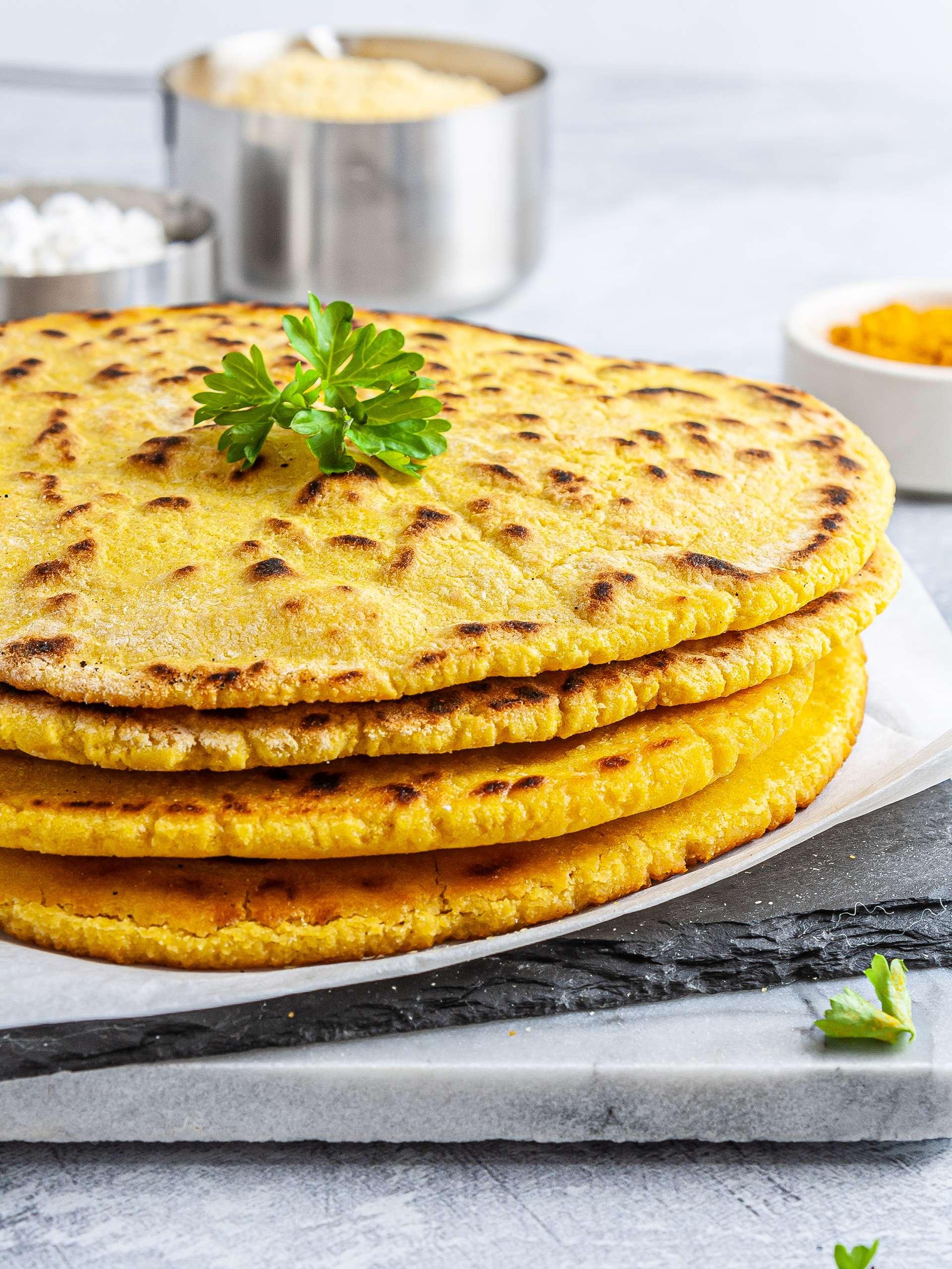 Gluten-Free Chapati Recipe Thumbnail