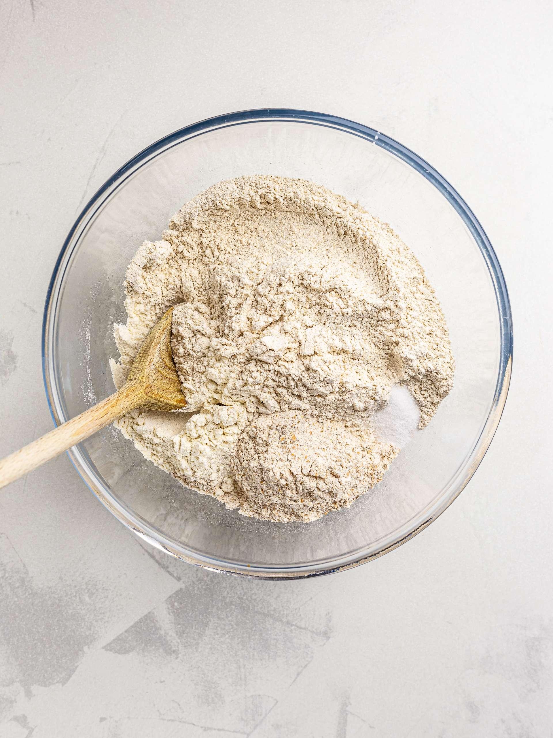 barley rusks ingredients