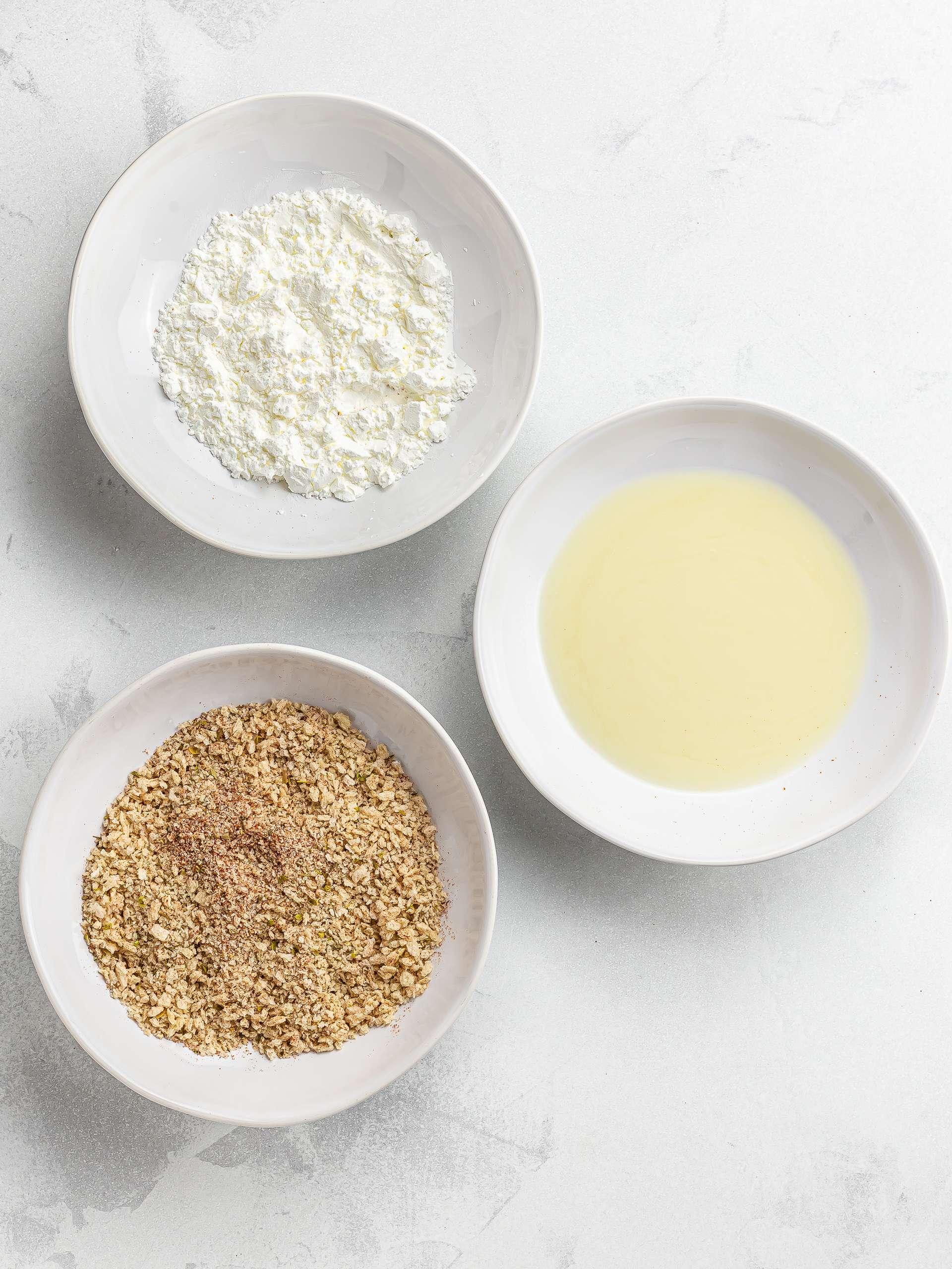breading ingredients