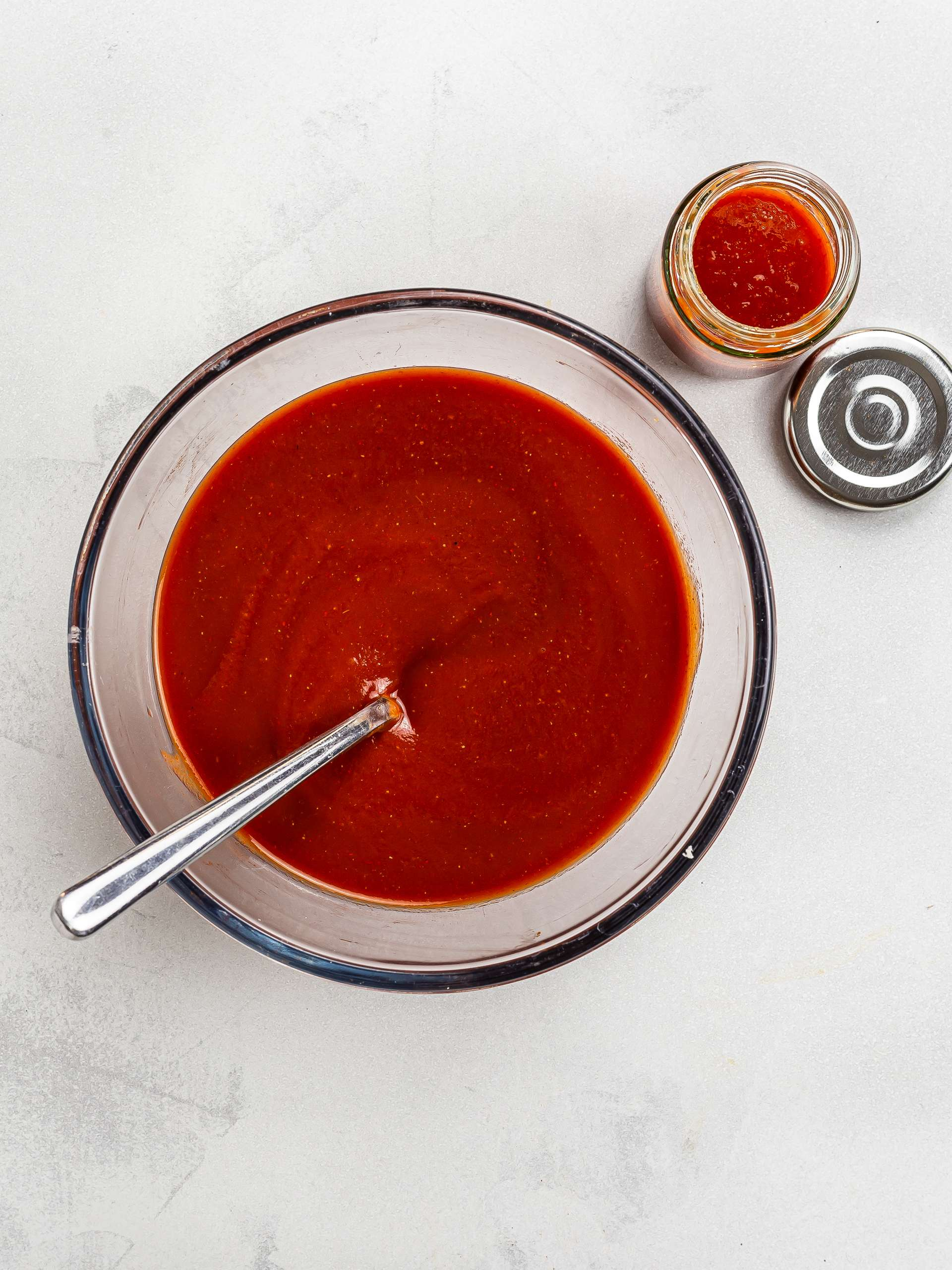 enchilada sauce with chipotle