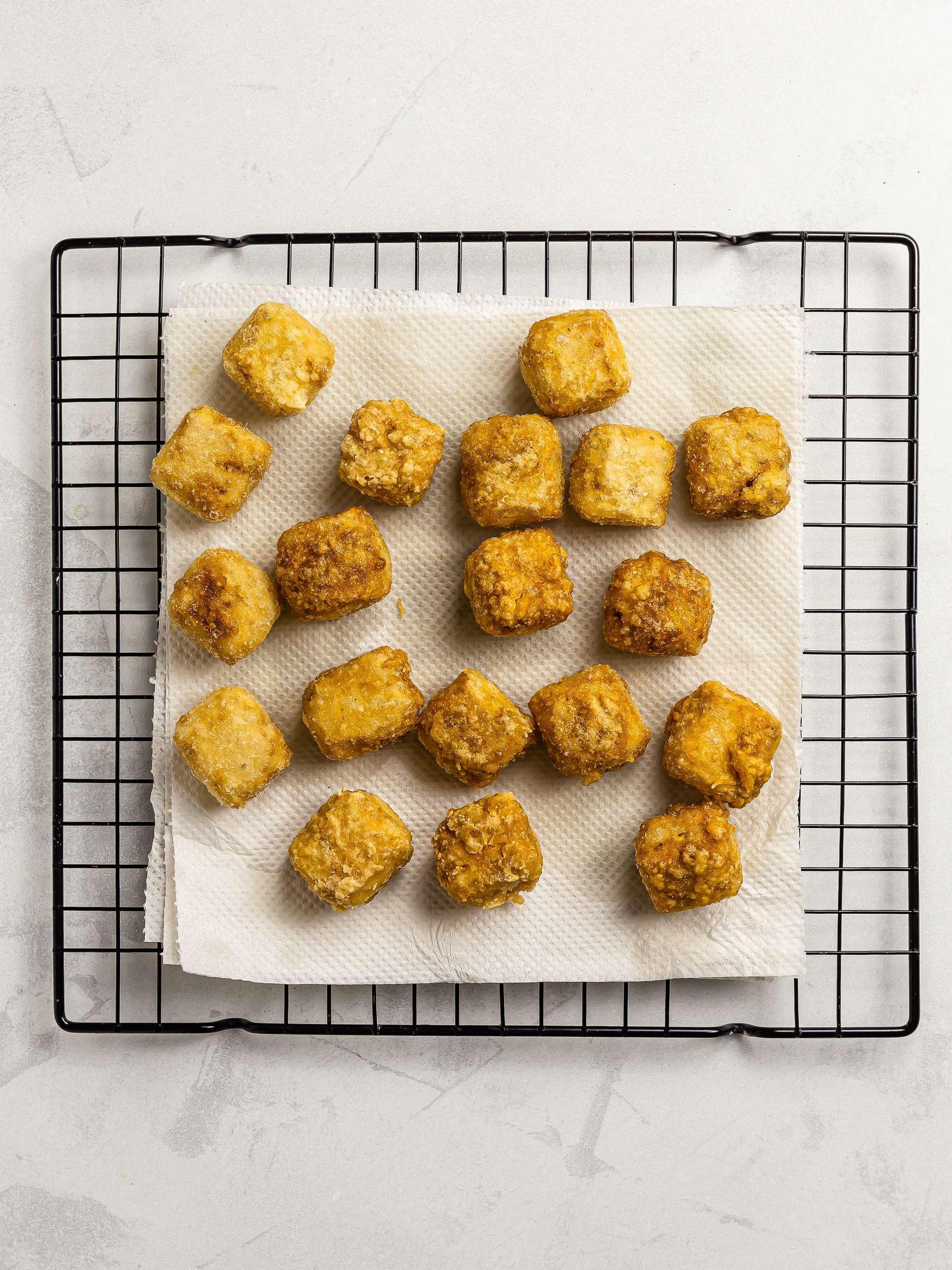 fried tofu karaage