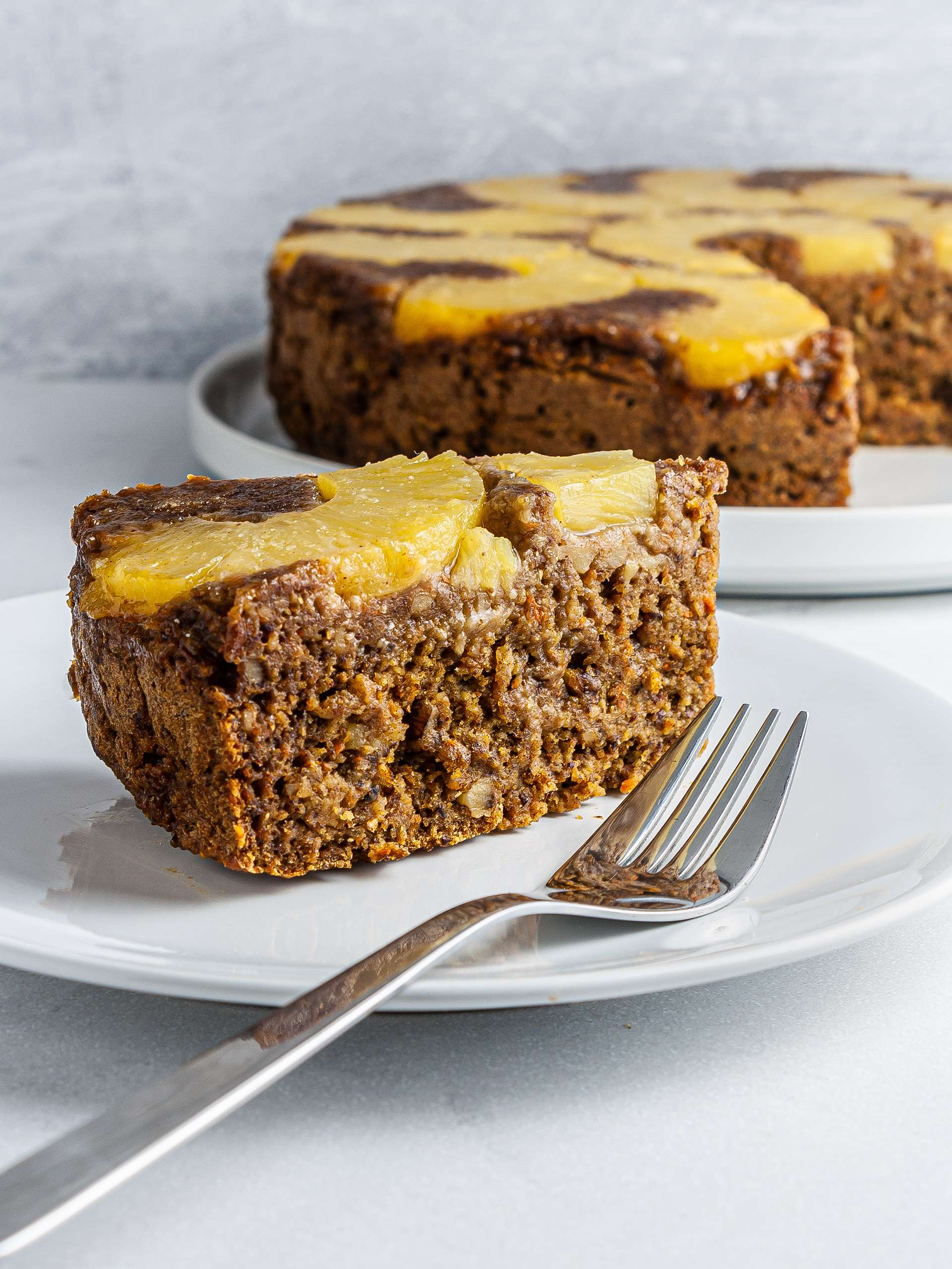 Gluten-Free Carrot Cake with Pineapple Thumbnail