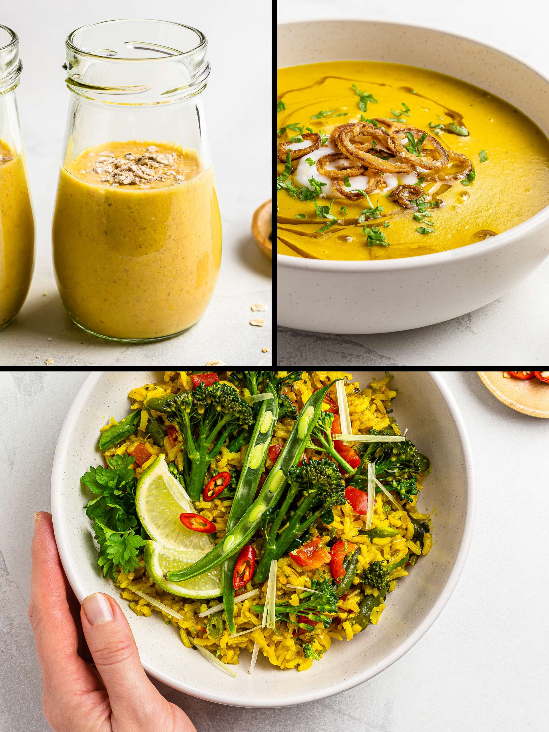 15 Healthy Ways to Add Turmeric to Your Diet