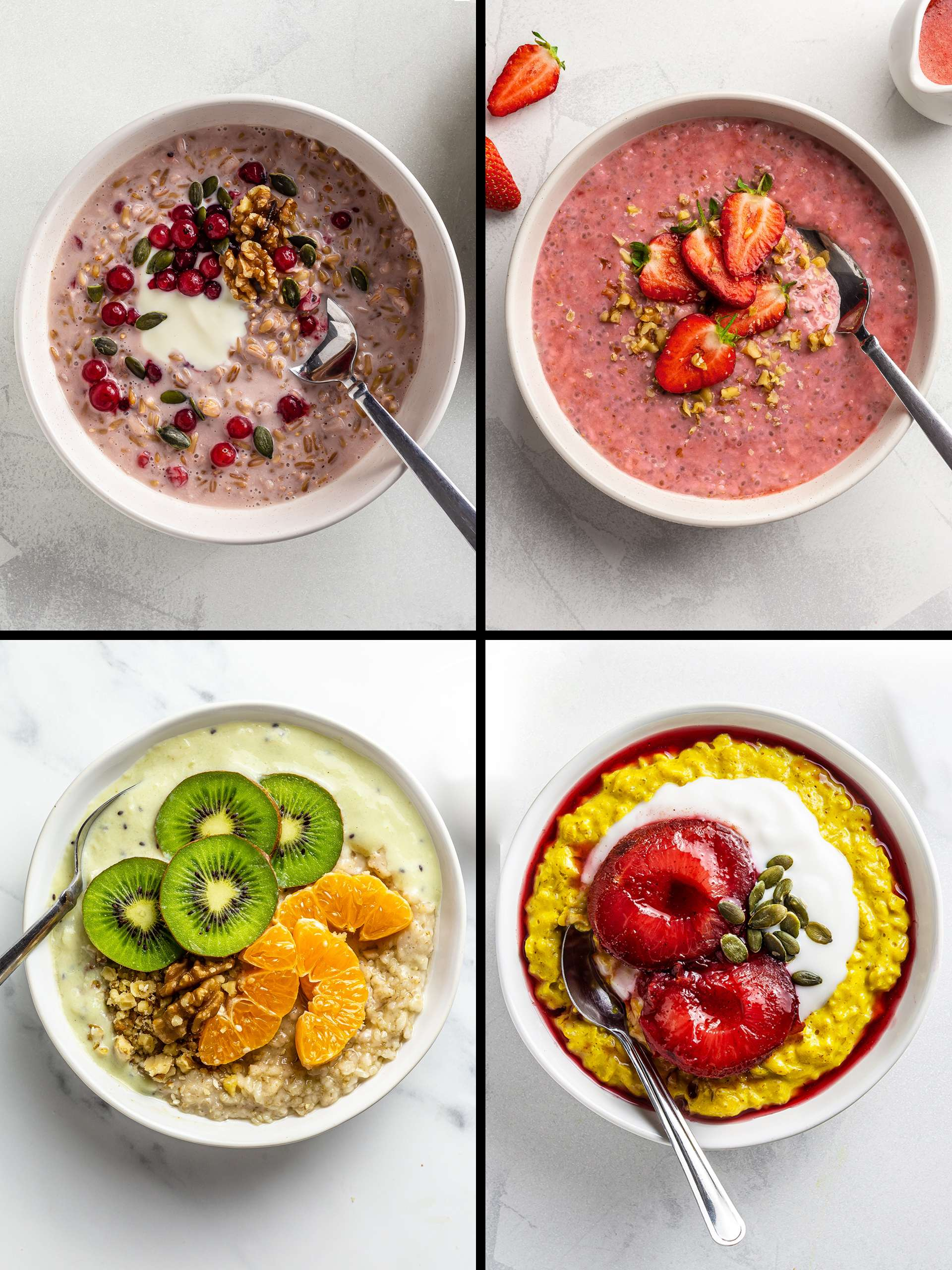 7 Ways to Jazz Up Your Morning Oatmeal