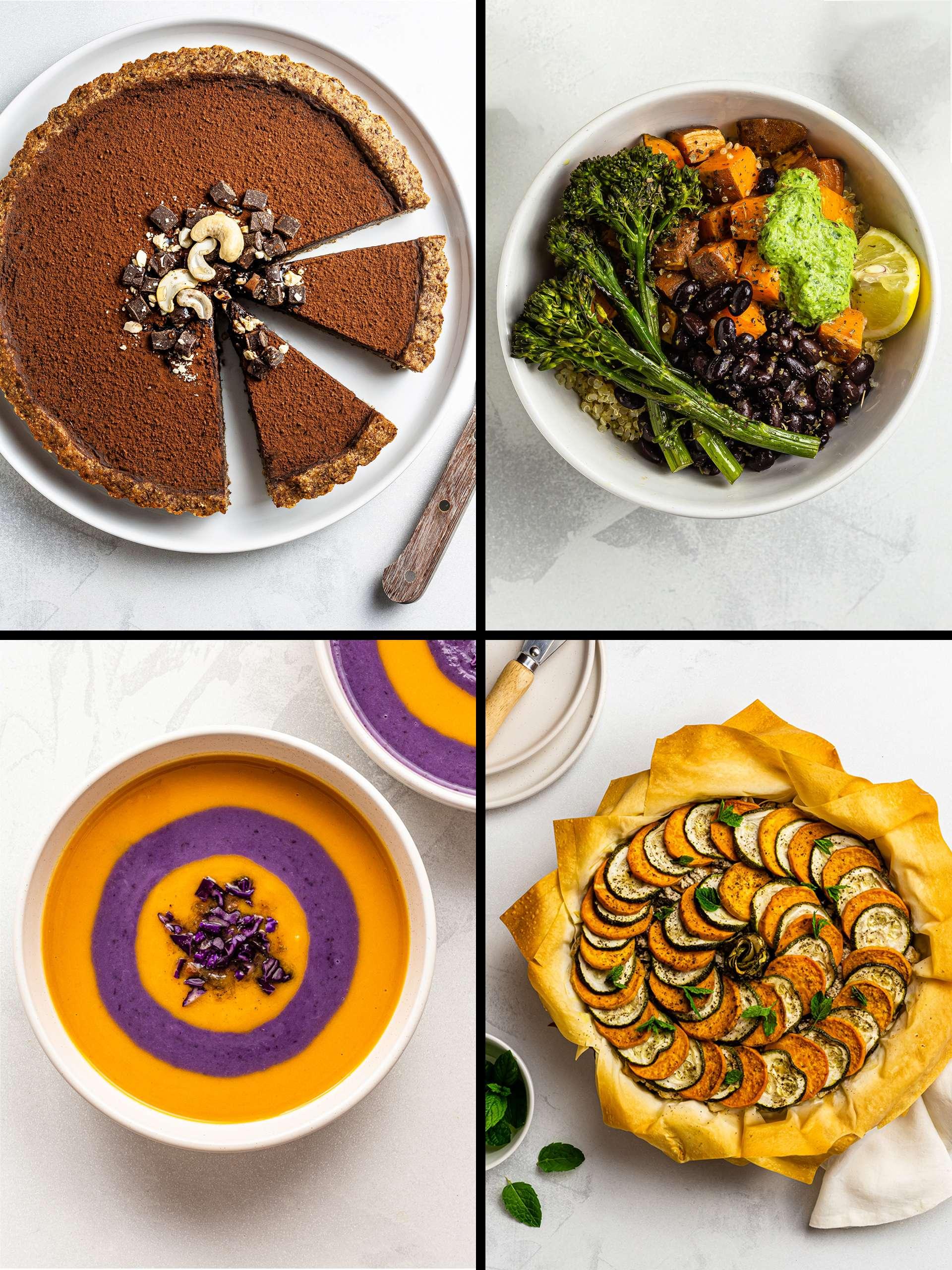 9 Unique Vegan Sweet Potato Recipes