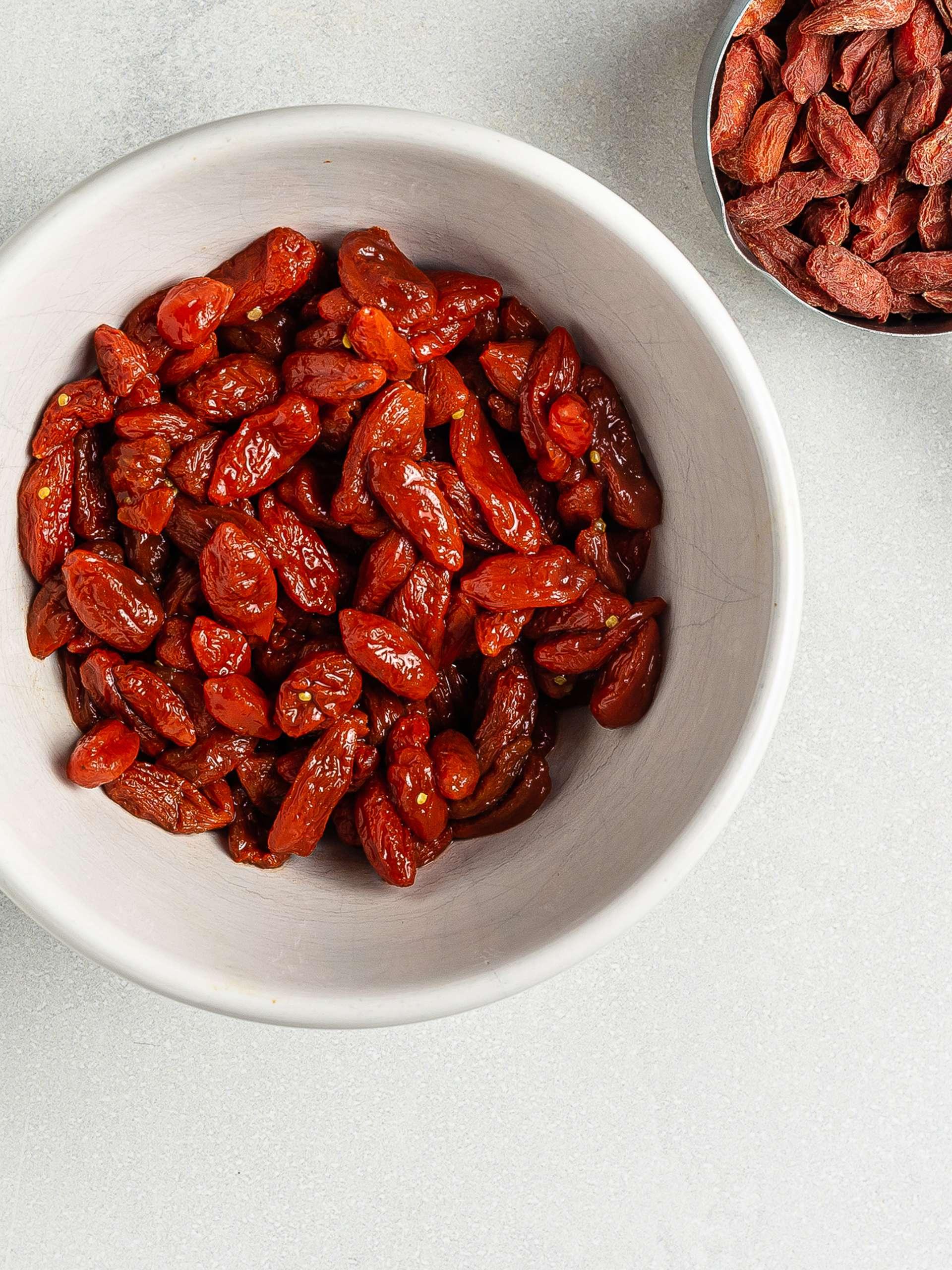 Healthy Goji Berries Recipes