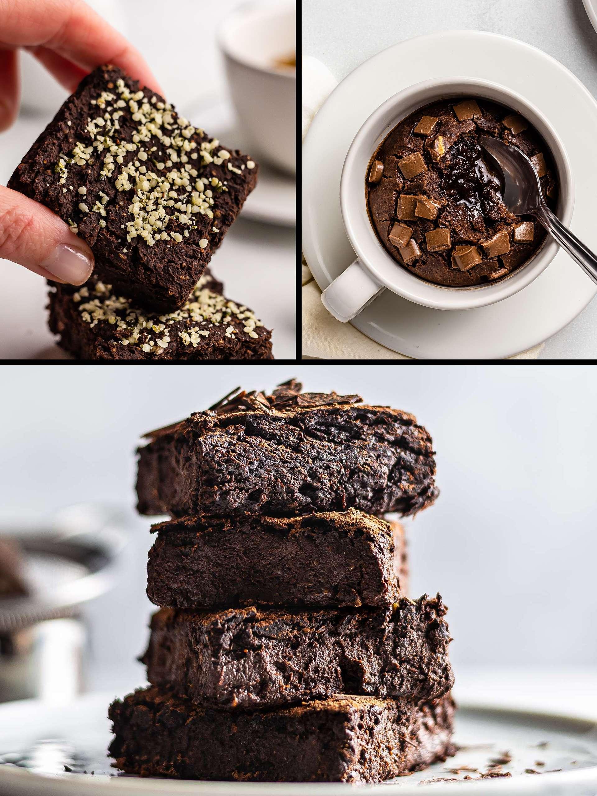 7 Alternative Vegan Brownies Recipes