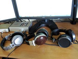 SRH940, D5000, HE500