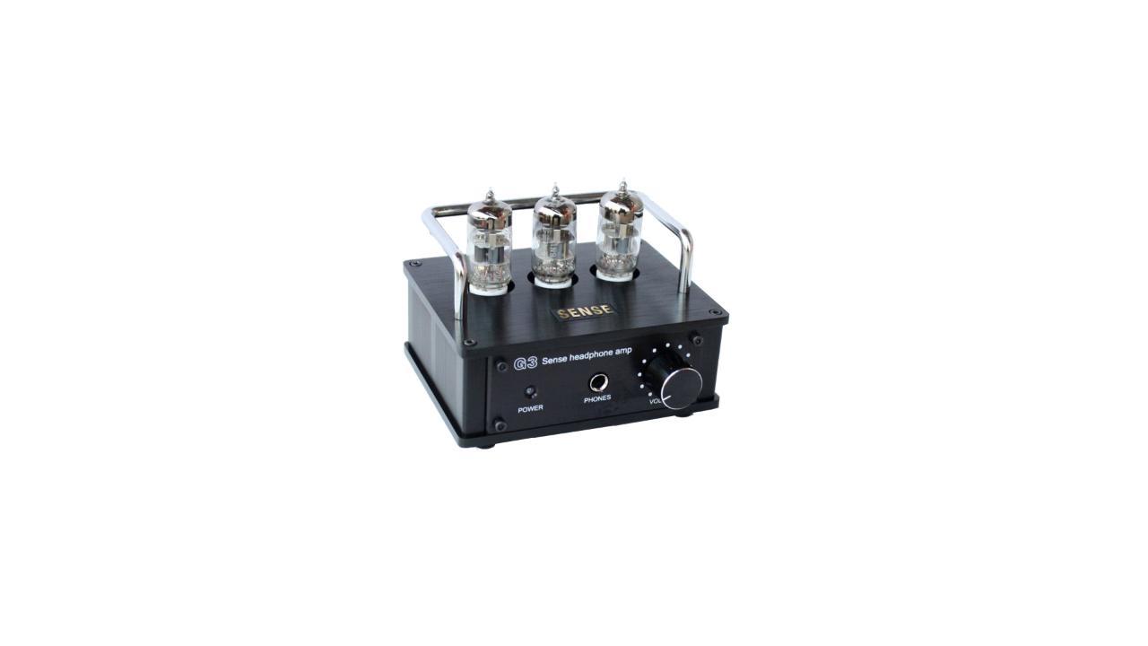 SENSE G3-T7 OTL Tube Amplifier 1080p Wallpaper