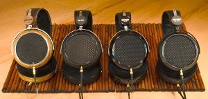 HiFiMAN HE-5, HE-5LE, HE-6, and HE500 Planar Magnetic Headphones