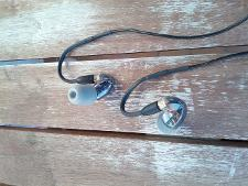 Shure SE425 with Comply P-series tips