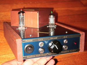 """Two extra 1/8"""" output jacks (Low and High)"""