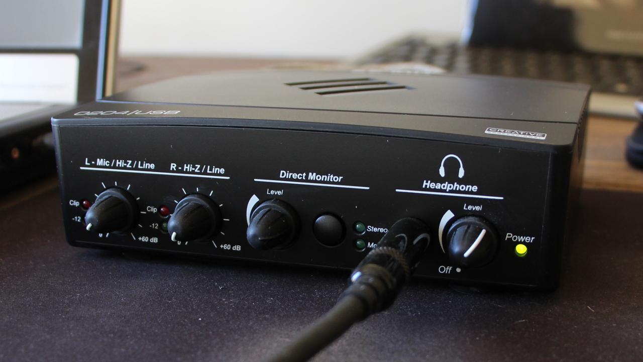 EMU 0204 USB