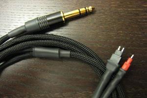 HD650 cable nucleotide connectors