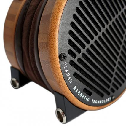 LCD-2 Bamboo, microsuede