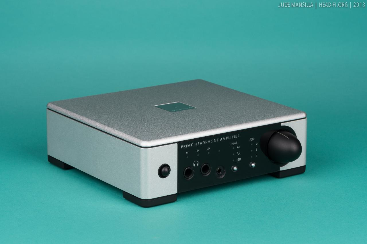 Meridian Prime Headphone Amplifier.