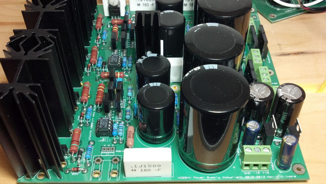 KGSSHV ---power supply