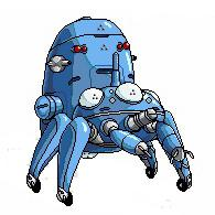 Tachikoma from [Ghost in the Shell]