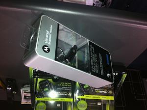 Motorola Bluetooth earpiece packaging