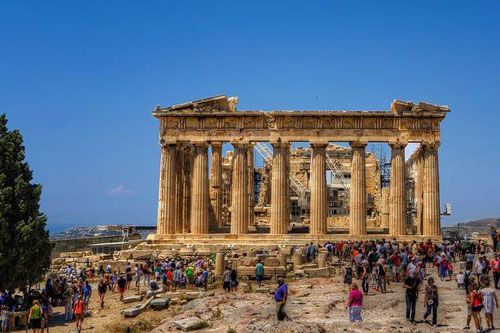 Athens Travel Planner