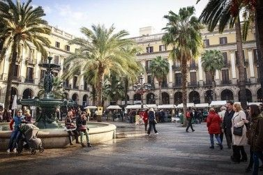Explore Barcelona on foot