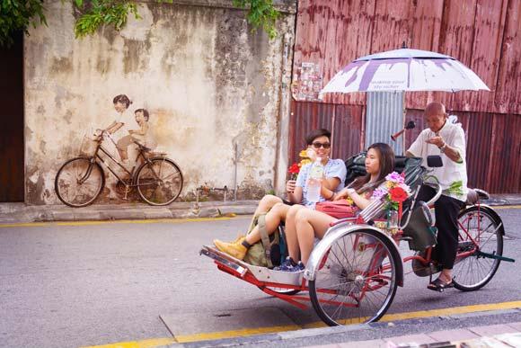 Pedicab & Rickshaw Tours
