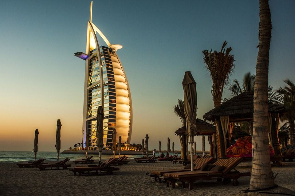 Tours to Dubai