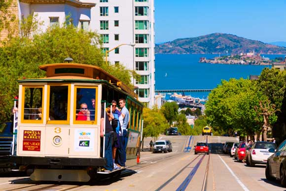 Train and Tram Tours