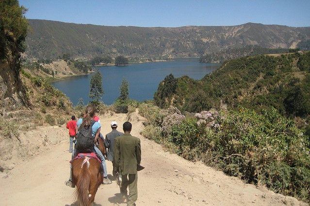 Wenchi Crater Lake Tours