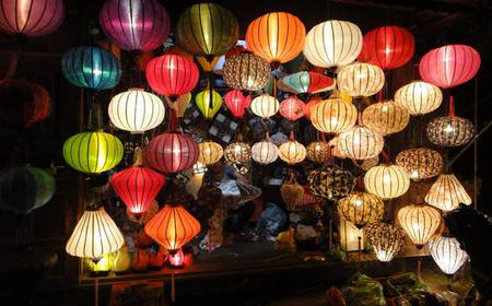 Hoi An Half-Day Old Town Tour and Lantern Workshop