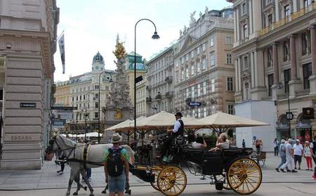 Vienna from Budapest: Day Trip with Fiaker Ride