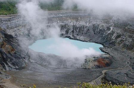 Half-Day Tour to Poas Volcano from San Jose