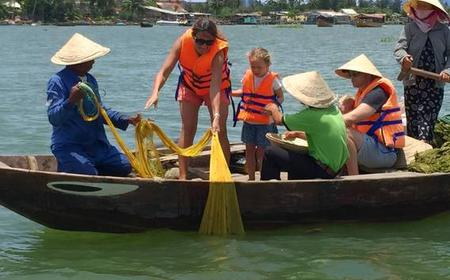 Hoi An Eco Tour: Fishermen & Palm Paradise