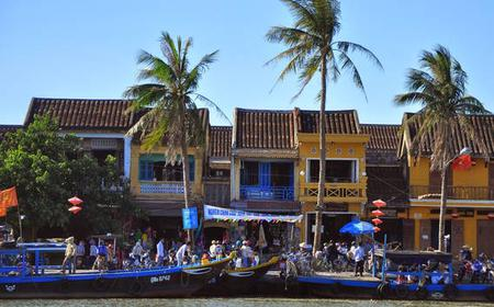 Hoi An: Sunrise Half-Day Tour