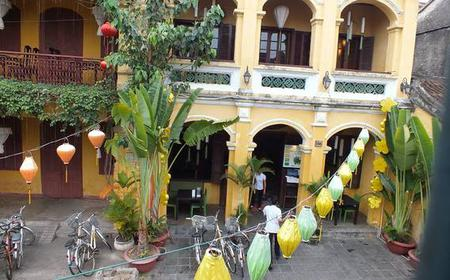 Hoi An: Old Quarter Walking Tour & Boat Ride