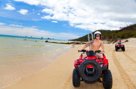 ATV Adventure Tour from Cancun