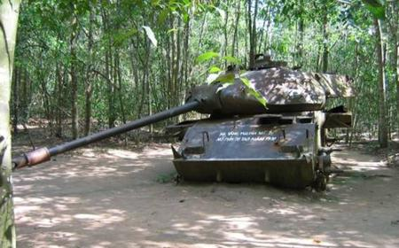 Cuchi Tunnels Excursion From Phu My Port