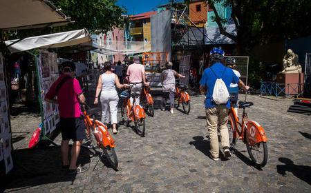 Half-Day Buenos Aires Bike Tour