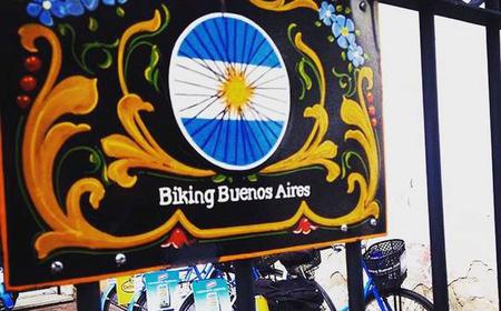 Heart of Buenos Aires Bike Tour