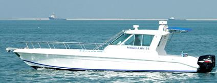 From Doha: 4-Hour Open Waters of Qatar Tour with Sea Fishing
