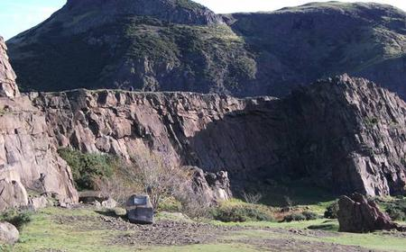 Geology and Landscape Tours of Holyrood Park