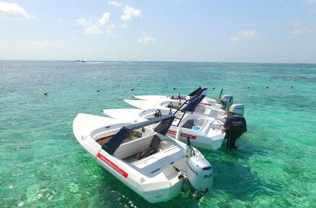 Cancun Speedboat Jungle Tour