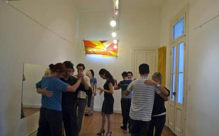 Private 1-Hour Tango Class in Buenos Aires