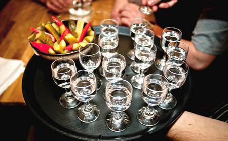 Gdansk Vodka Tour