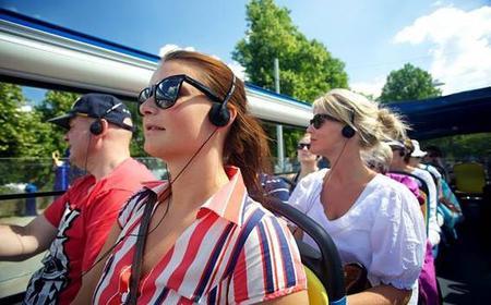 Gothenburg 24-Hour Hop-On Hop-Off Bus Ticket