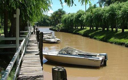 Tigre Delta Day Tour with Boat Ride & Riverfront Lunch